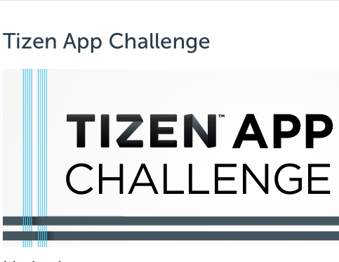 $4 Million Tizen App Challenge Announced