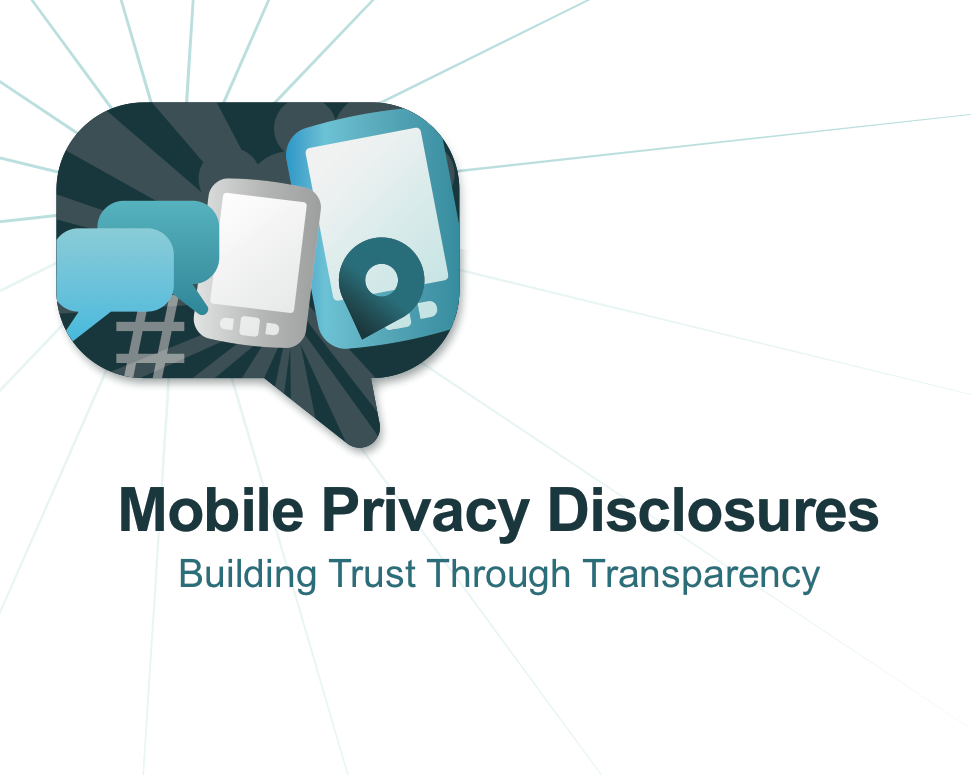 FTC releases privacy policy for mobile devices