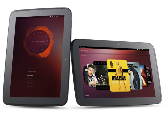 Ubuntu on tablets at MWC, 25–28 February 2013