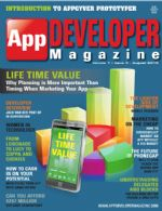 App Developer Magazine Aug13