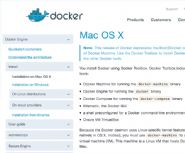 Docker for Mac and Windows Released in Beta