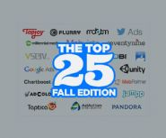 Taptica Listed As One Of TUNE's Top 25 Advertising Partners