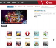 Opera Mobile Store triples the number of apps, monthly visitors grow 63 percent