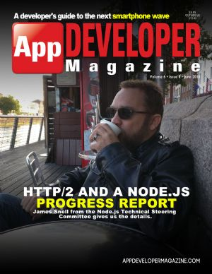 App Developer Magazine June-2018 for Apple and Android mobile app developers