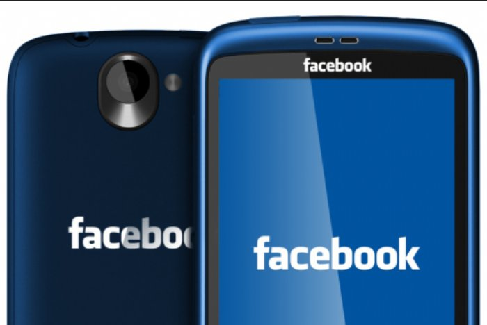 Facebook Phone with Android Core OS