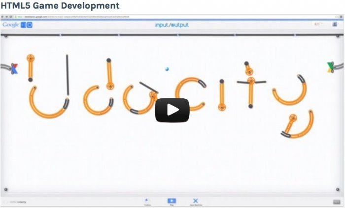 Learn HTML5 from Google via Udacity | App Developer Magazine