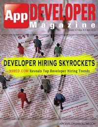App Developer Magazine April 2015 issue