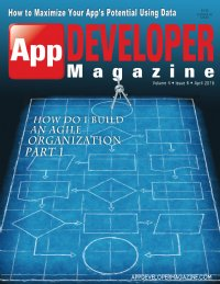 App Developer Magazine April 2016 issue