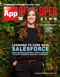 App Developer Magazine April 2018 issue