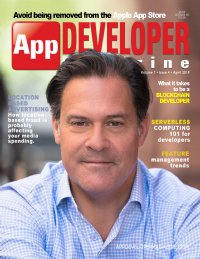 App Developer Magazine April 2019 issue