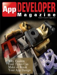 App Developer Magazine August 2015 issue