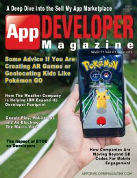 App Developer Magazine August 2016 issue