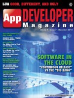 App Developer Magazine Dec13