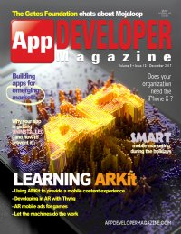 App Developer Magazine December 2017 issue