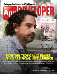 App Developer Magazine December 2018 issue