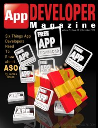 App Developer Magazine December 2014 issue