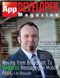 App Developer Magazine Feb14 issue