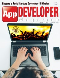 App Developer Magazine February 2016 issue