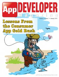 App Developer Magazine January 2015 issue