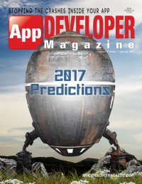 App Developer Magazine January 2017 issue