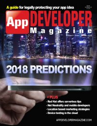 App Developer Magazine January 2018 issue
