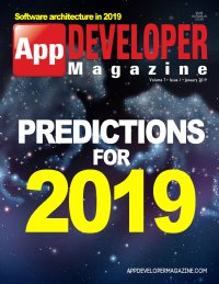 App Developer Magazine January 2019 issue