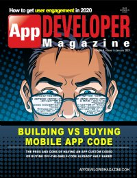 App Developer Magazine January 2020 issue