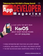 App Developer Magazine July 2018