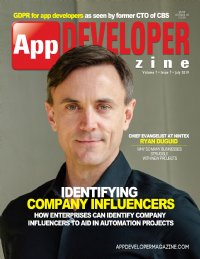 App Developer Magazine July 2019 issue