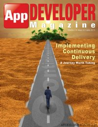 App Developer Magazine June 2015 issue