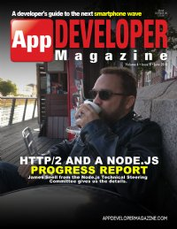 App Developer Magazine June 2018 issue