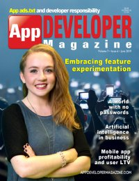 App Developer Magazine June 2019 issue