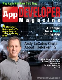 App Developer Magazine June 2016 issue