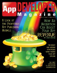 App Developer Magazine March 2015 issue