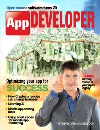 App Developer Magazine March 2018 issue