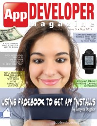 App Developer Magazine May 2014 issue