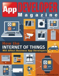 App Developer Magazine May 2015 issue