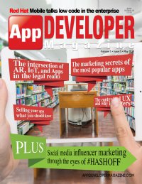 App Developer Magazine May 2017 issue