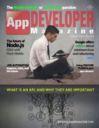 Read App Developer Magazine May 2018 issue