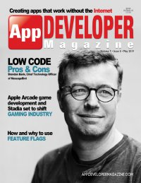 App Developer Magazine May 2019 issue
