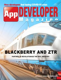 App Developer Magazine May 2020 issue