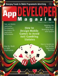 App Developer Magazine May 2016 issue