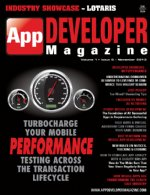 App Developer Magazine Nov13