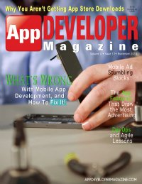 App Developer Magazine November 2015 issue