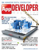 App Developer Magazine November 2016