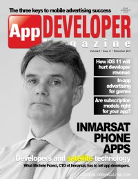 App Developer Magazine November 2017 issue