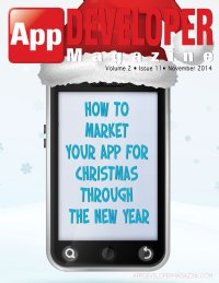 App Developer Magazine November 2014 issue