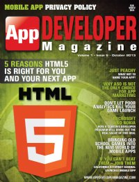 App Developer Magazine Oct13 issue