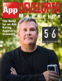 App Developer Magazine October 2014 issue