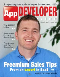 App Developer Magazine October 2017 issue
